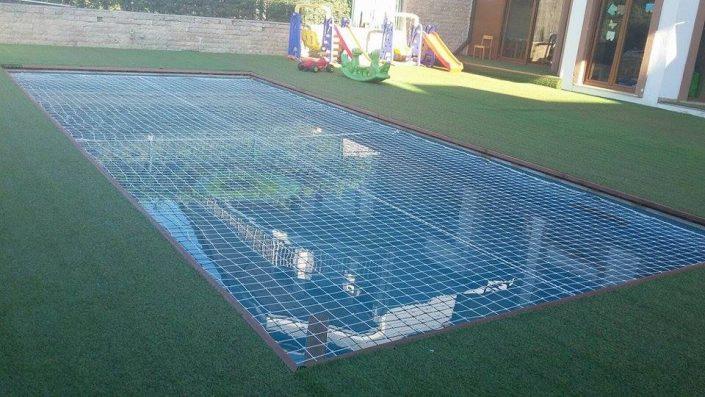 Granit Egitim Kurumları Havuz Güvenlik Filesi