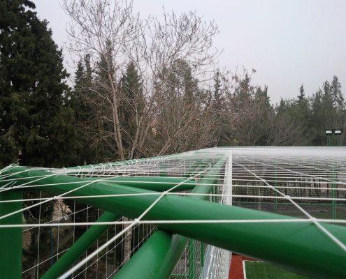 halı saha tavan ağı