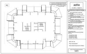 AutoCAD ile Emniyet Filesi Yerleştirme: AS File